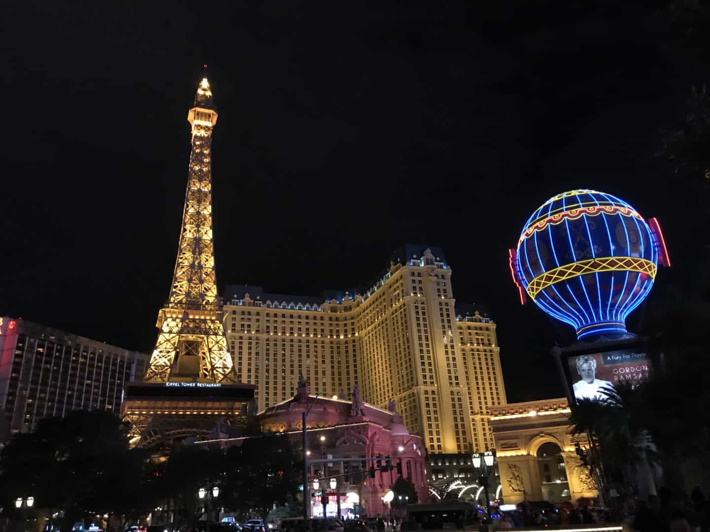 Las Vegas with Toddlers and young kids
