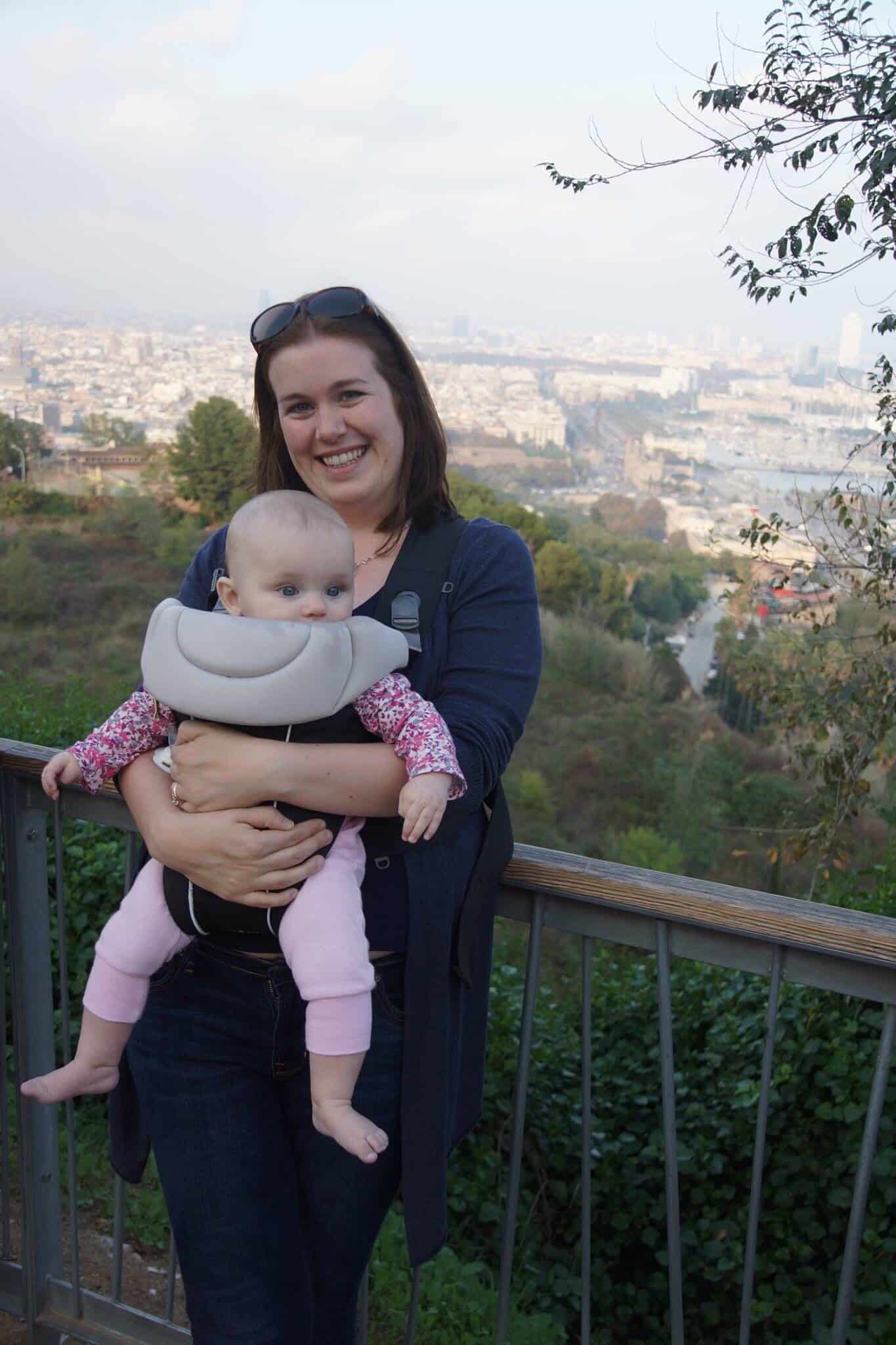 Visiting Barcelona with a Baby - How best to Get Around Barcelona with toddler or baby