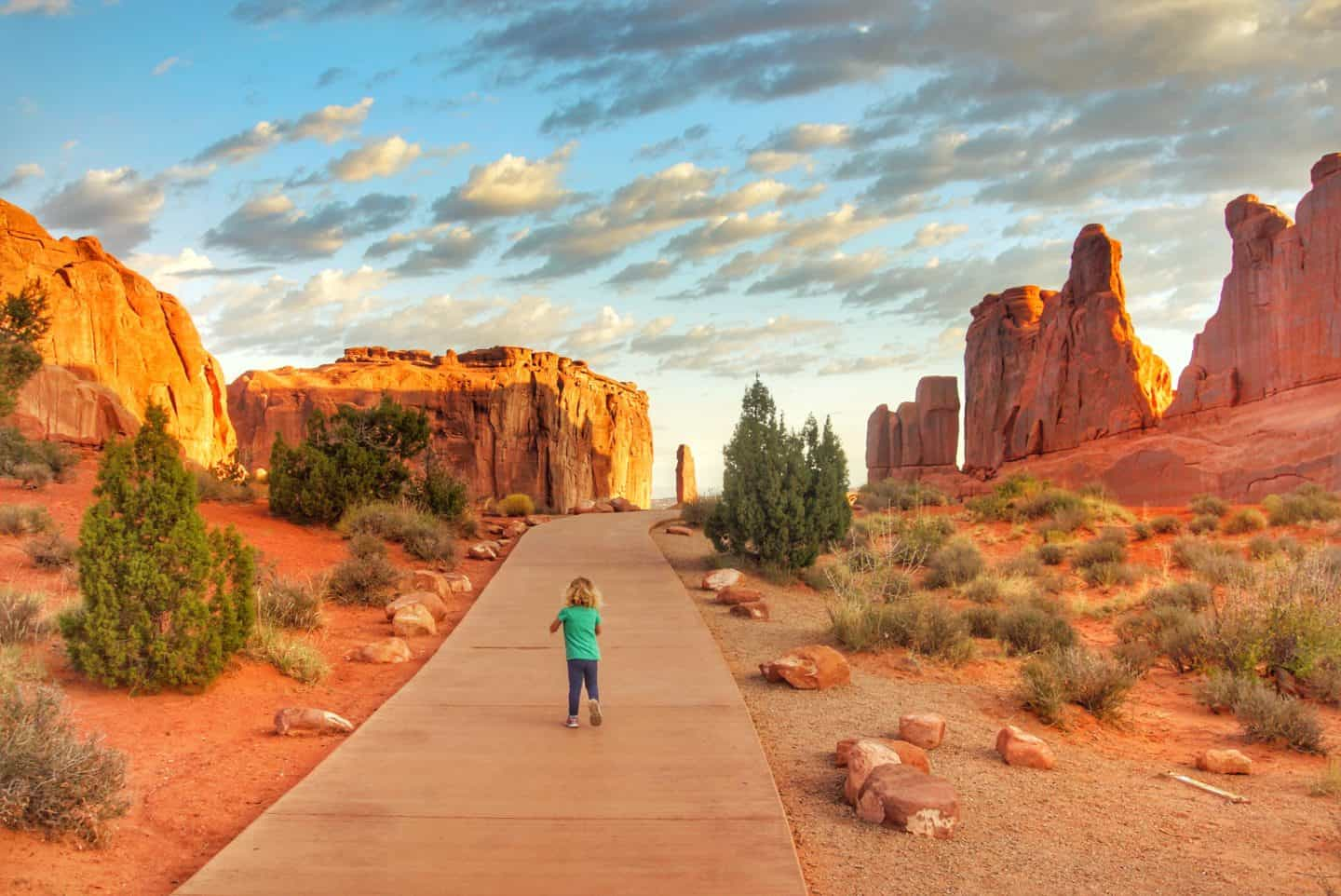 Best USA National Parks with kids