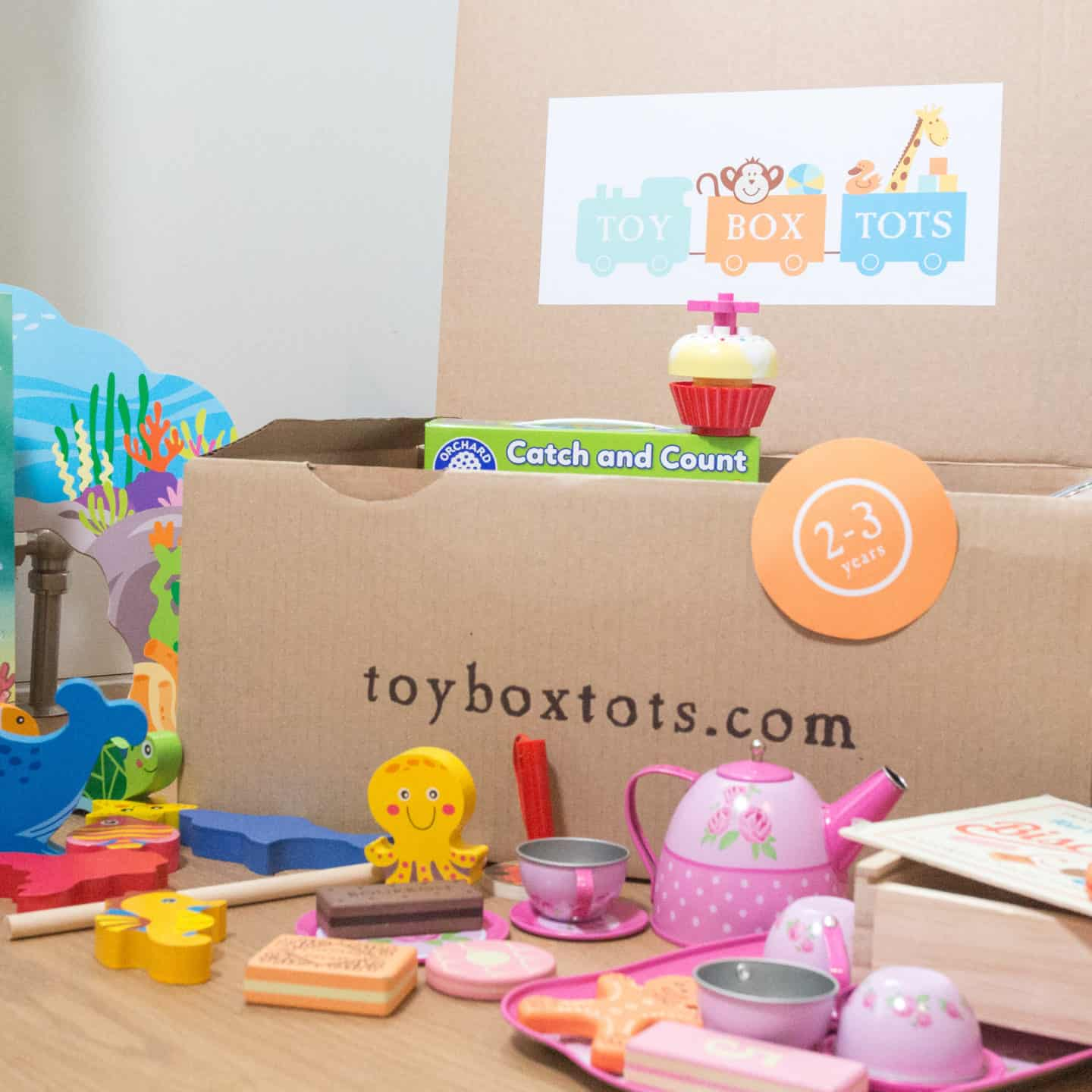 Toy Box Tots Review