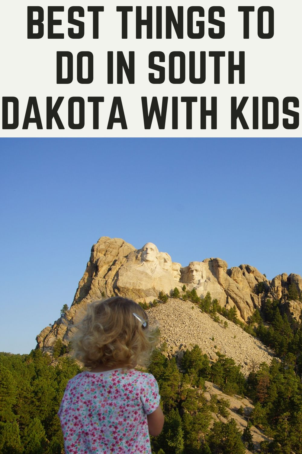 Best THings to do in South Dakota with kids / Best things to do in Rapid City with kids