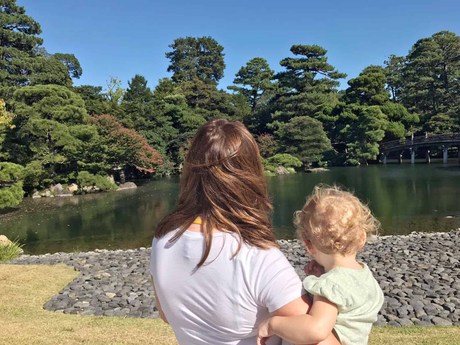 The Imperial Palace should be on your kyoto itinerary with kids