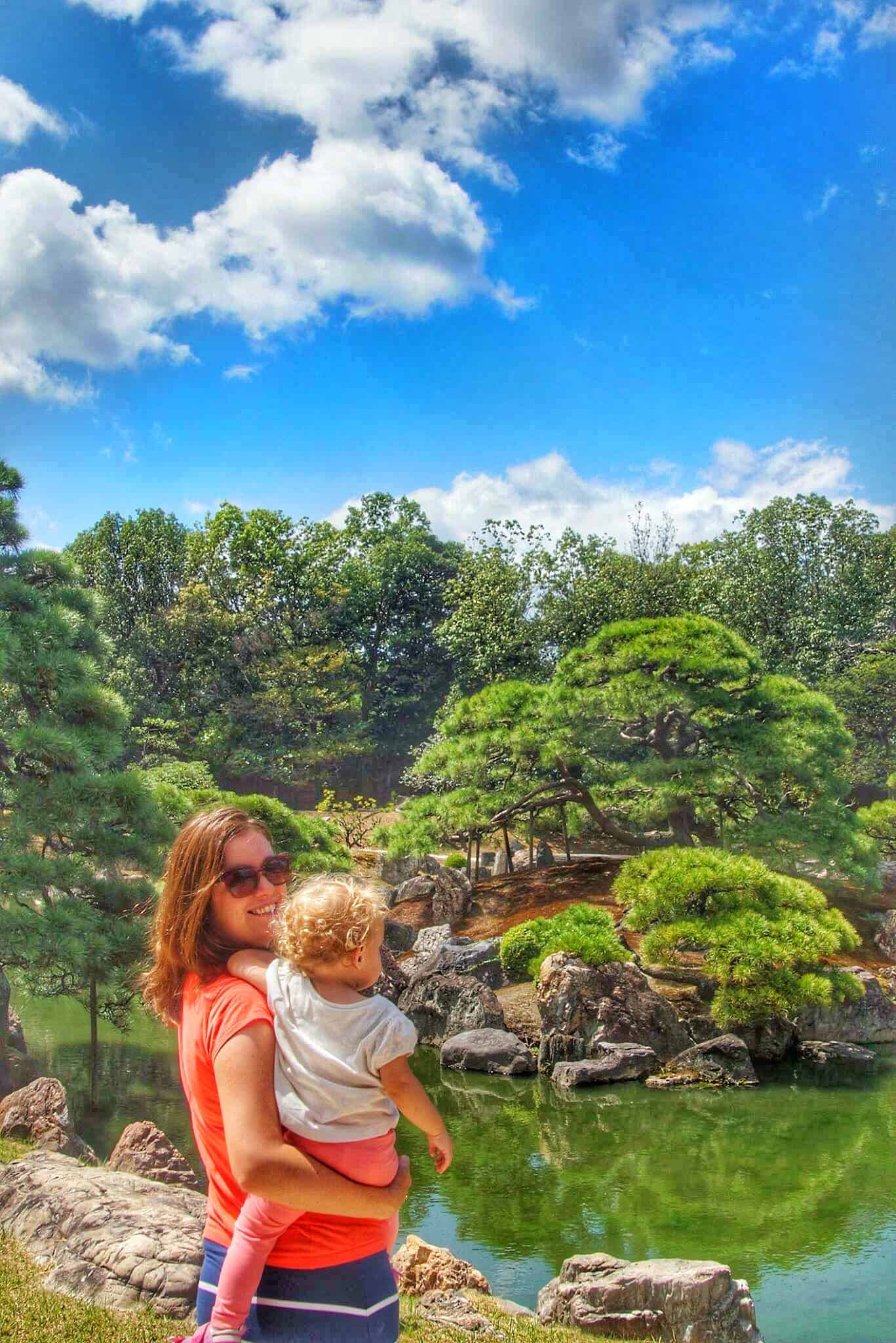 Kyoto with kids #wandermustfamily