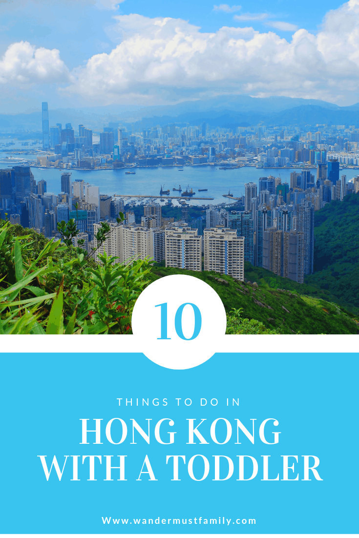 10 best things to do in Hong Kong with toddlers, visiting Hong Kong with a Toddler or baby, where to stay in Hong Kong with kids