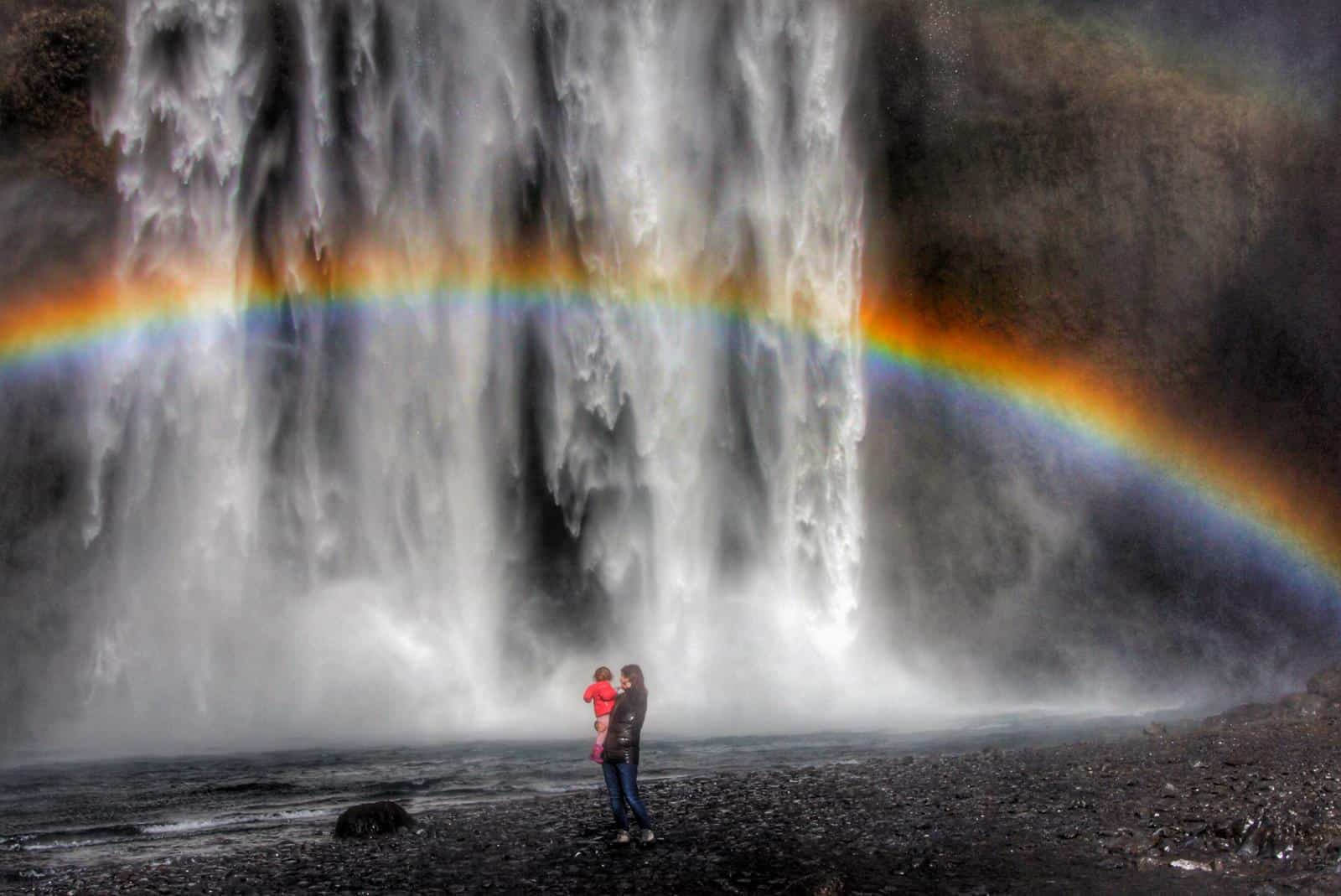 What to Wear In Iceland In March for visiting some beautiful waterfalls in Iceland