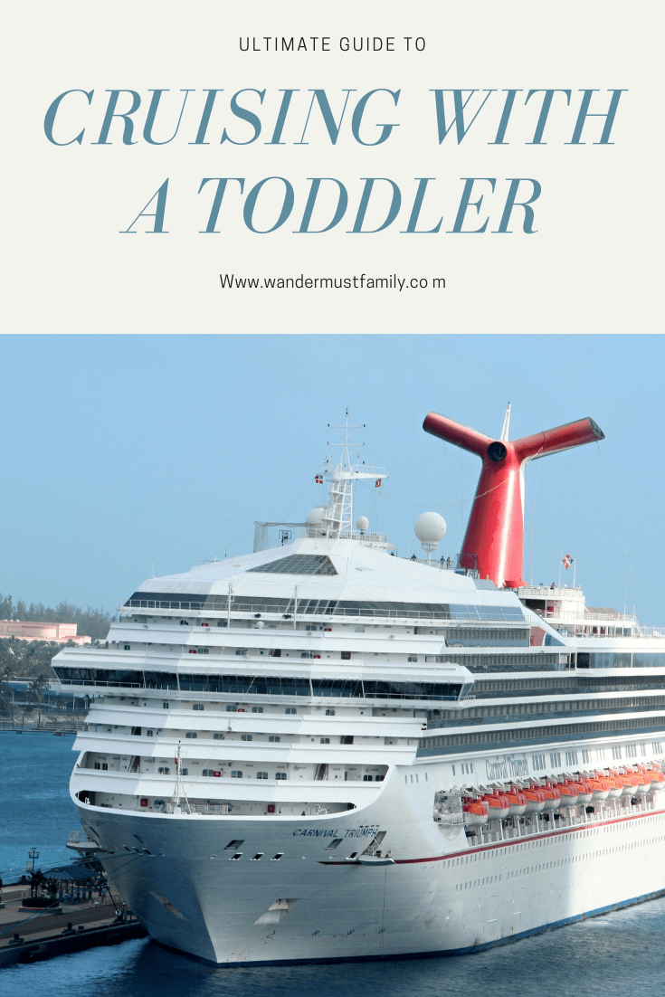 Cruising with a toddler, taking a toddler on a cruise, are cruises toddler friendly