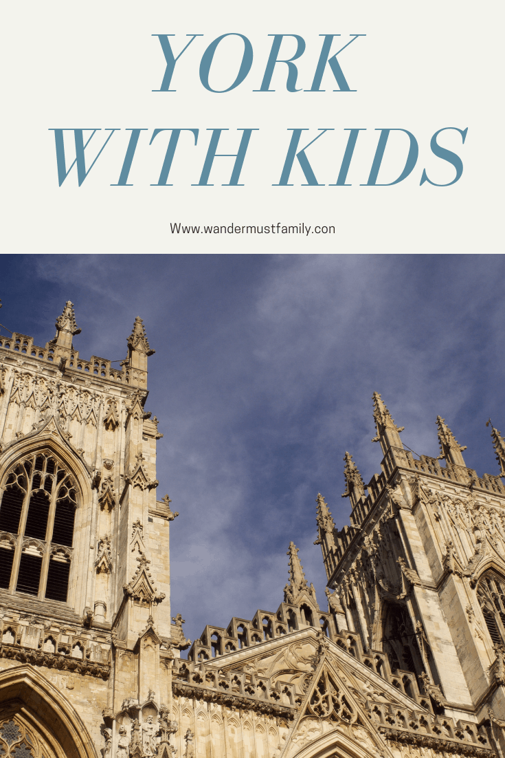 Best things to do in York with kids #york #uk #visityork #familyfriendly #familytravel