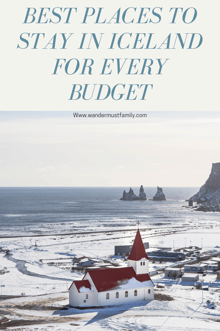 Best places to stay in Iceland for every budget, budget places to stay in Iceland, luxury hotels to stay in Iceland, where to stay in Iceland