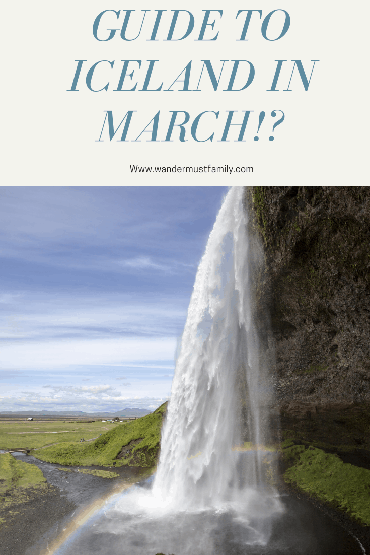 Why you should visit Iceland in March! Driving in Iceland in March,