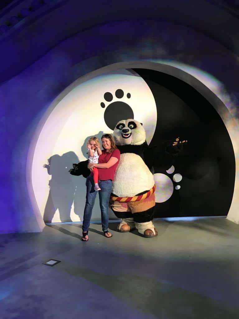 Kung Fu Panda - is motiongate worth it?