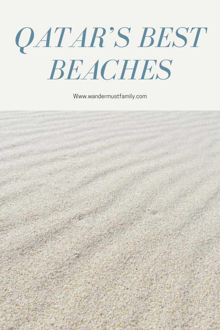 Qatar Best Beaches - Best Public Beaches in Qatar - Doha #doha #qatar #qatarbeach #dohabeach #beauitfulbeaches