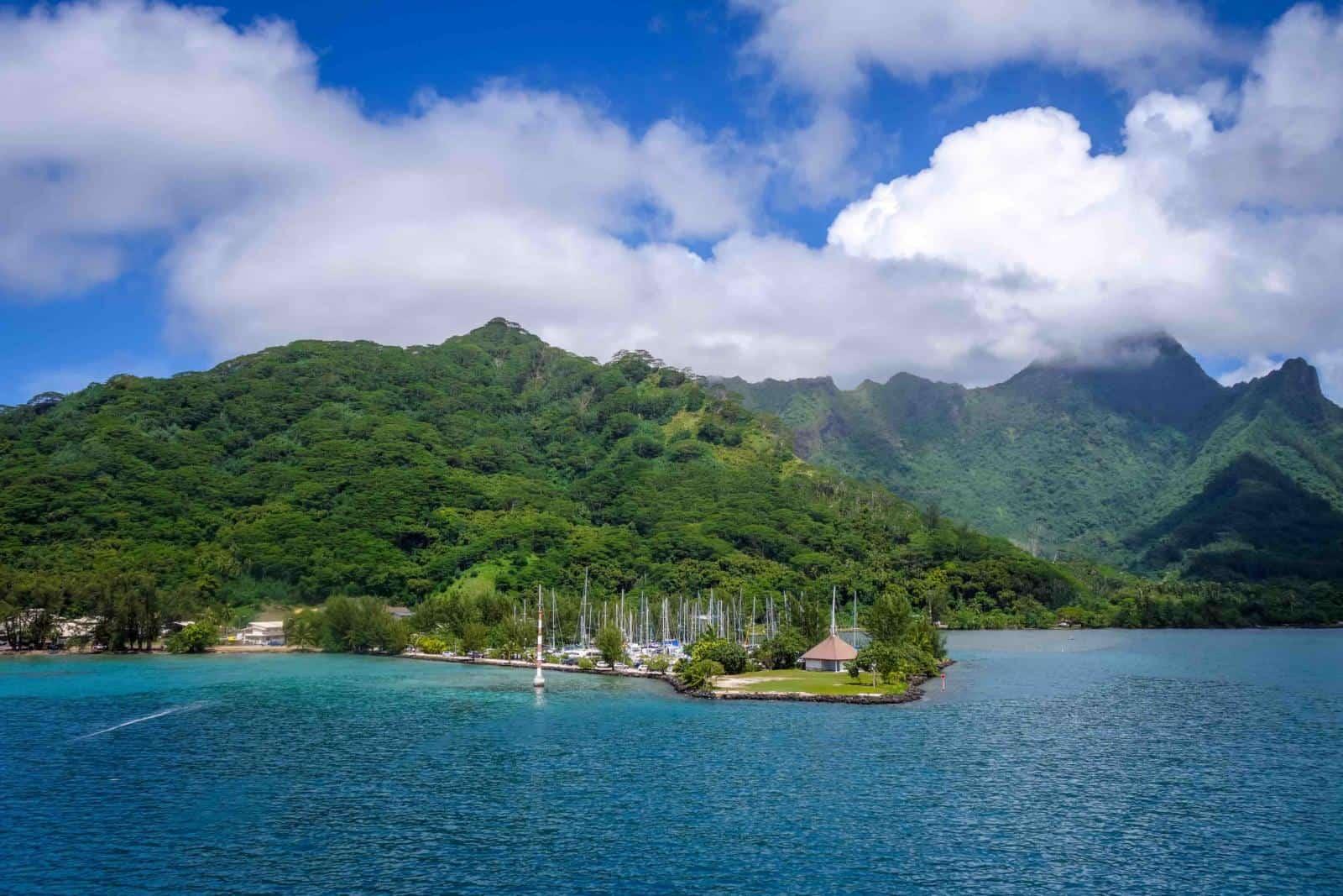Moorea - Which is the best island - Tahiti vs Bora Bora vs Moorea