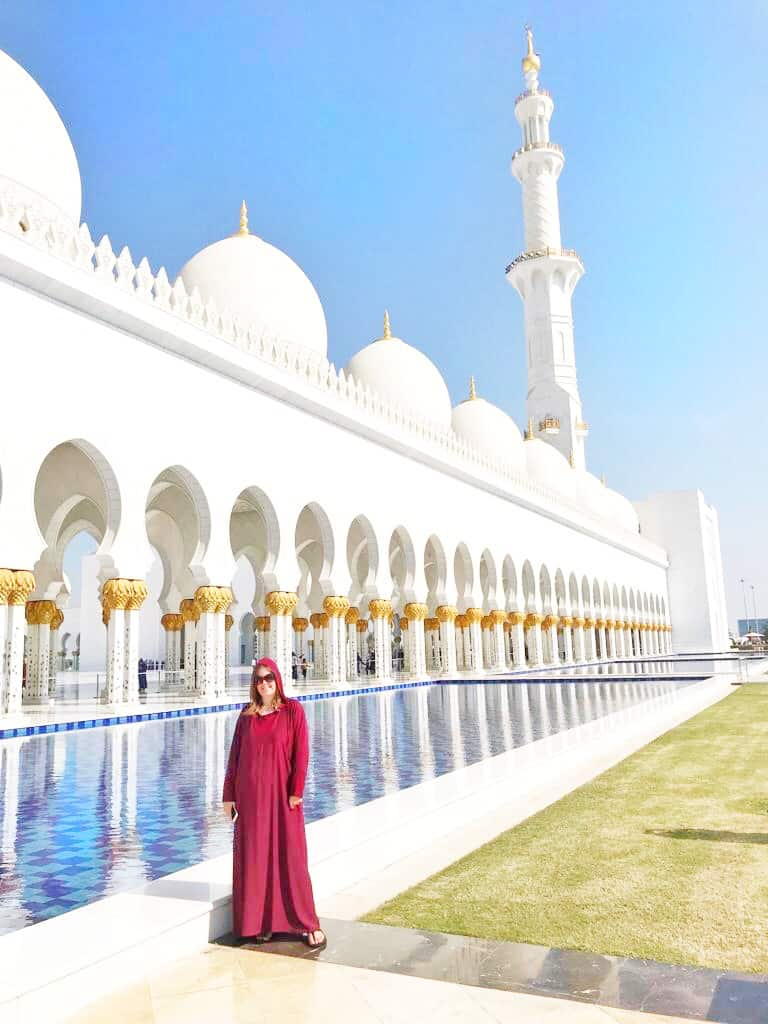 What to wear in Abu Dhabi