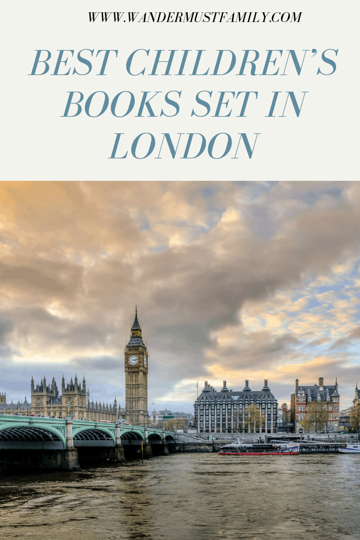 Best children's books set in London