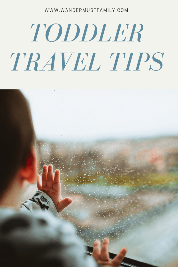 Toddler Travel Tips to master travel with toddlers in tow