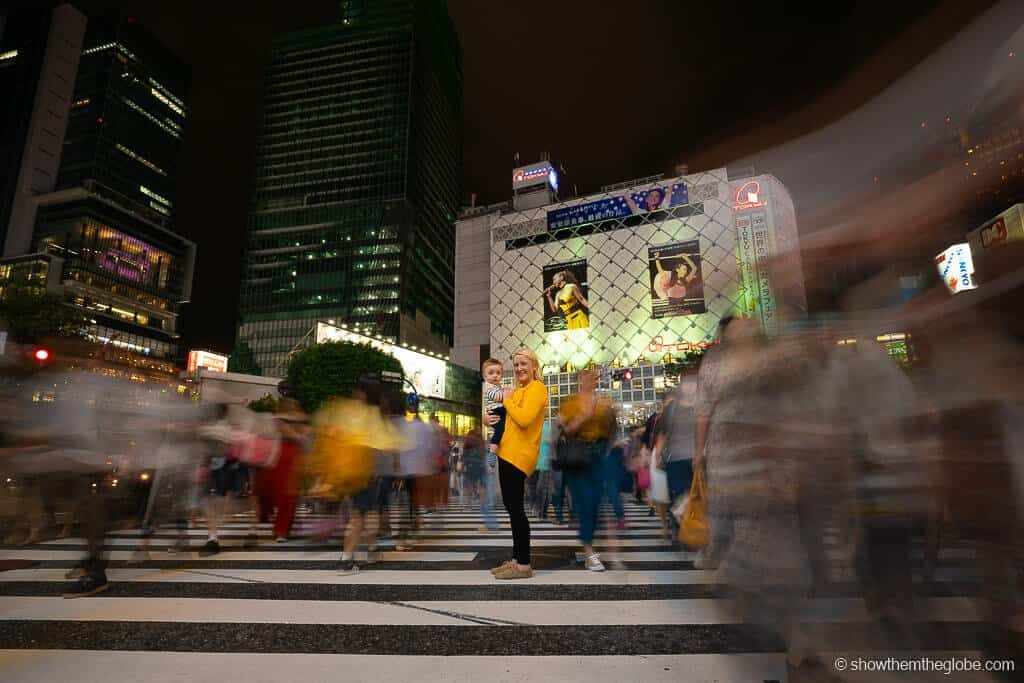 Shibuya Crossing on everyone's Tokyo Bucket List & Japan Bucket List