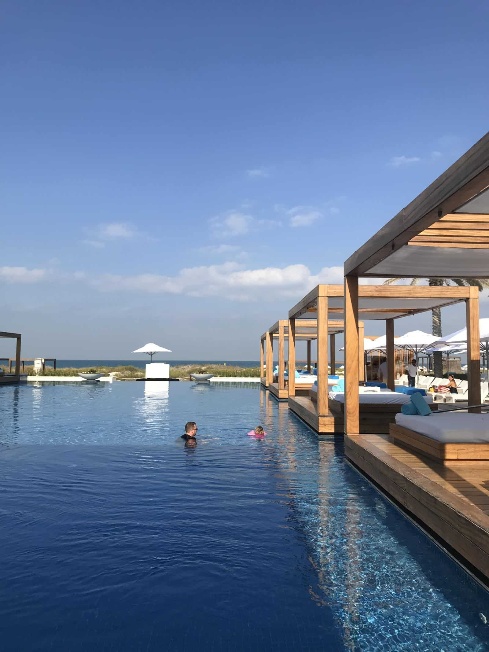 Saadiyat Beach CLub - Ultimate ABu Dabi Itinerary
