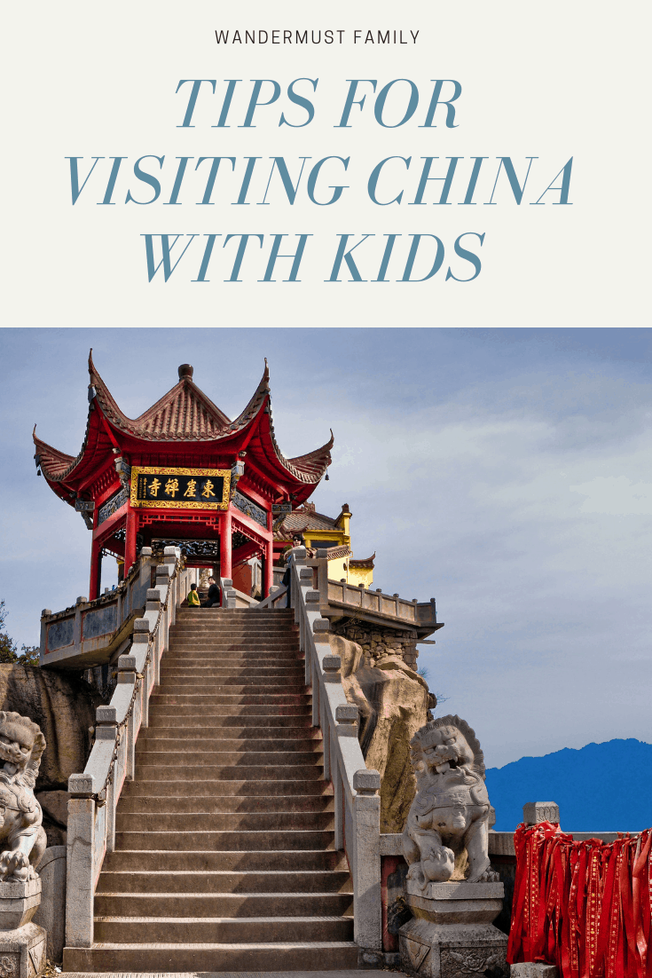 Top tips for visiting China with kids