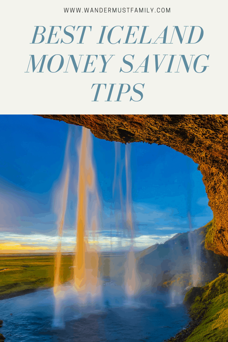 Best Iceland money saving tips - how to save money in Iceland #iceland