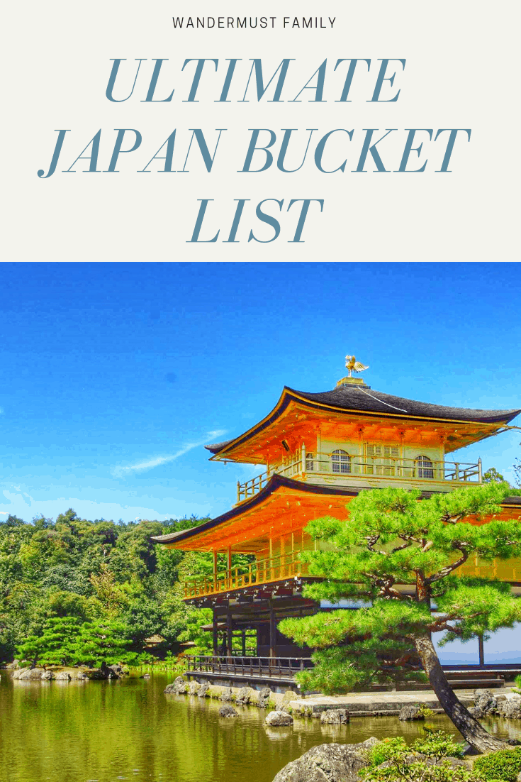 Ultimate japan bucket list including japan hidden gems #japan #kyoto #bucketlist #hiddengems