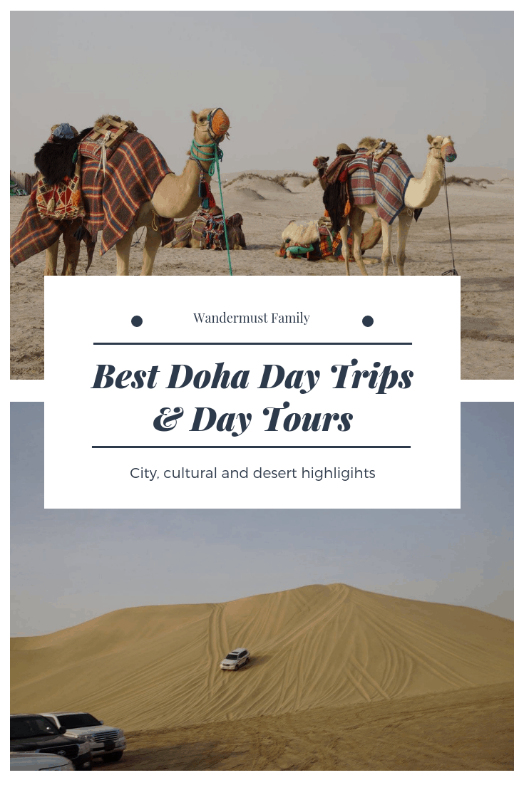 Best Doha day trip and Doha day tours #doha #qatar #daytrip #visitqatar