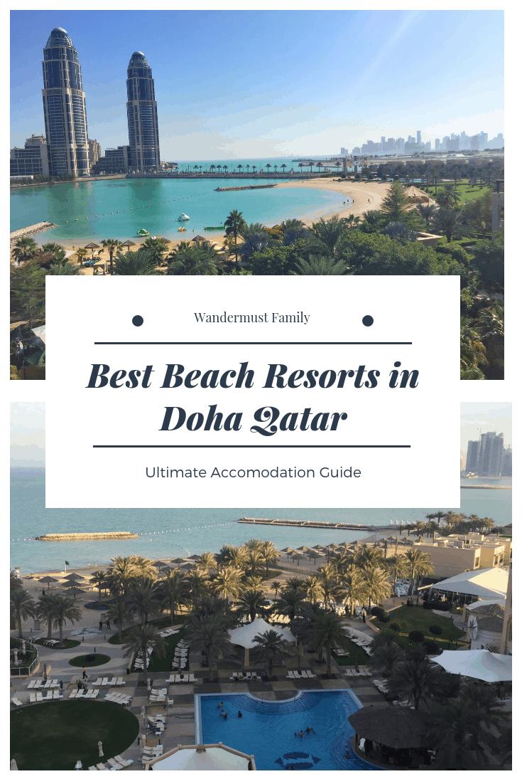 Best beach resorts in Qatar - Qatar beach resort Qatar beach hotel - #qatar #doha #beachhotel #luxurytravel
