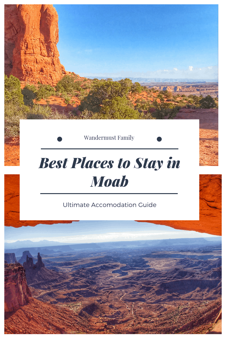 Best places to stay in Moab, best places to stay in Moab near arches national park - #arches #nationalparkgeek #moab #utah
