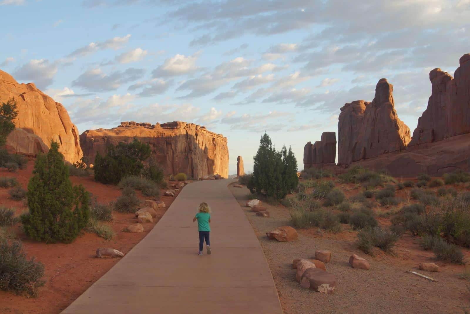 National Parks with kids / toddlers