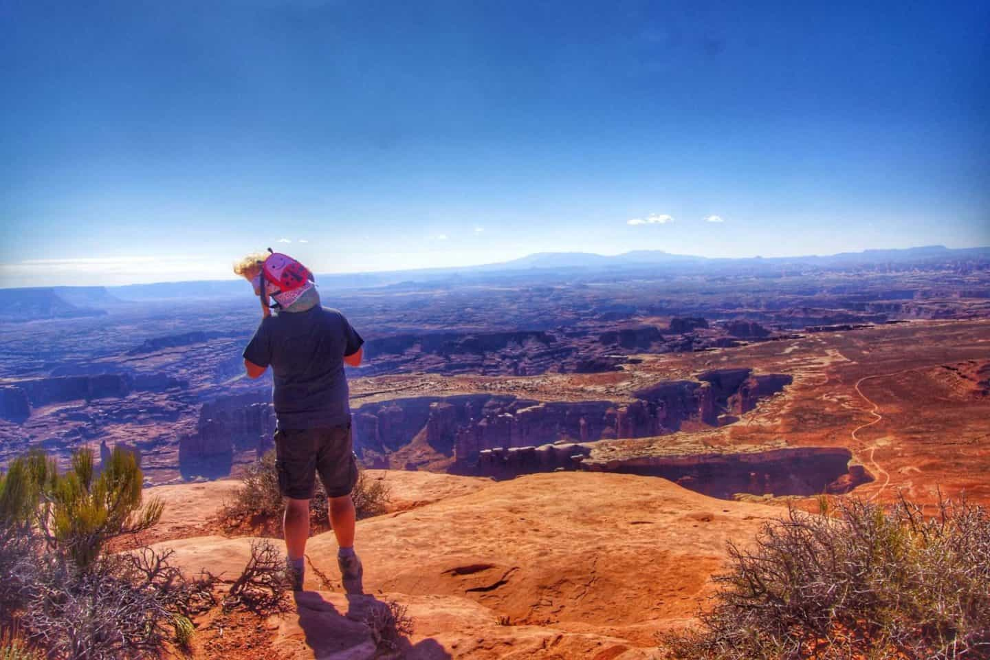 How to Do Arches and Canyonlands in One Day