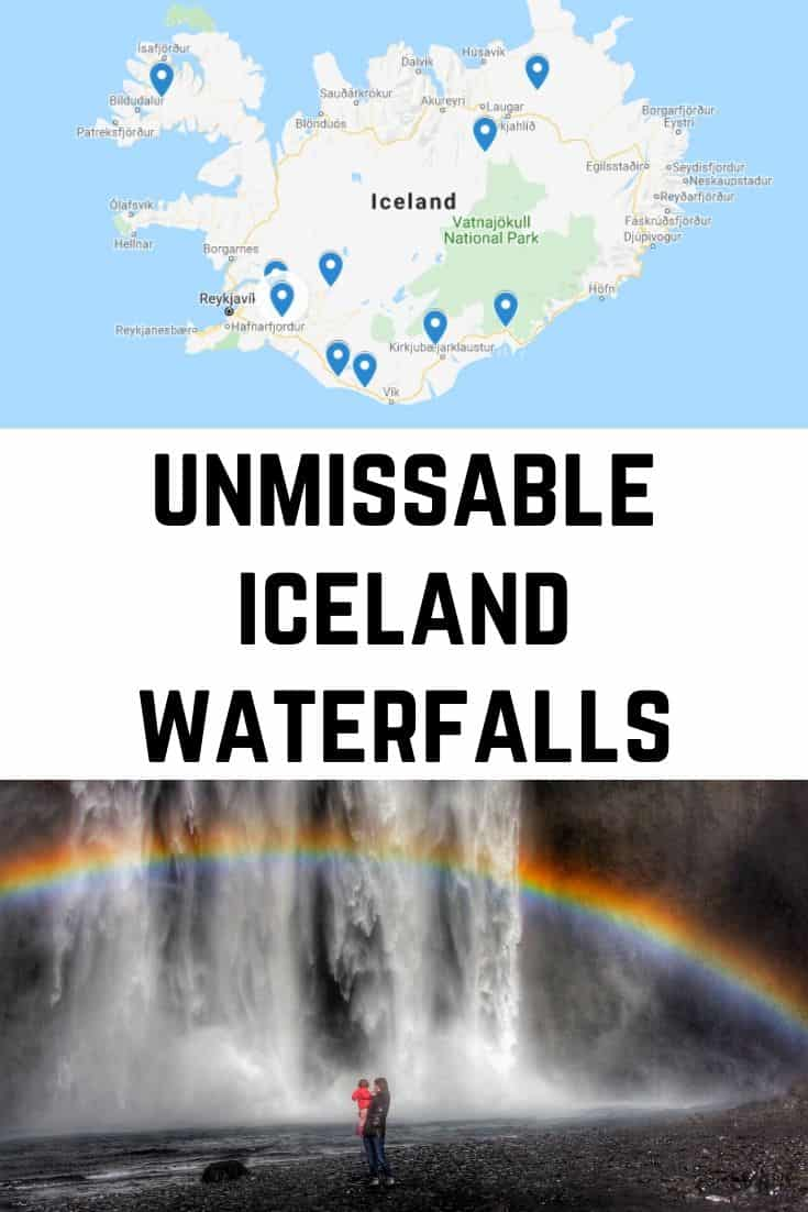 Unmissable Iceland Waterfalls / the best waterfalls in iceland