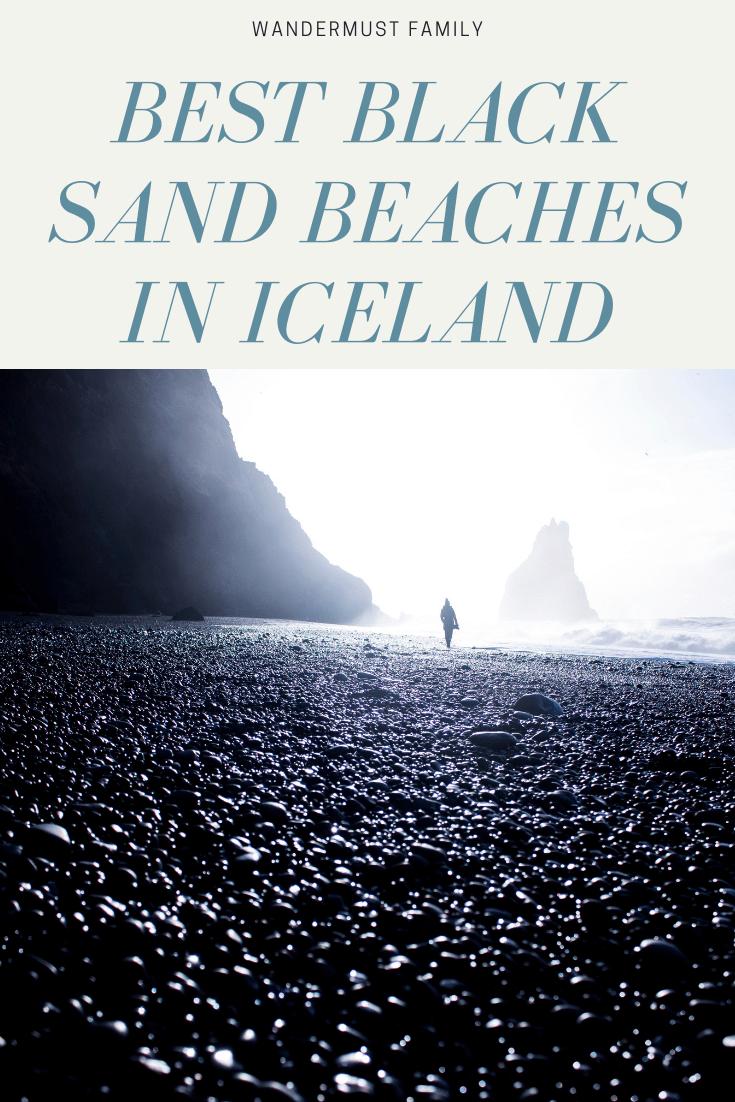 Best Black Sand Beaches in Icelands