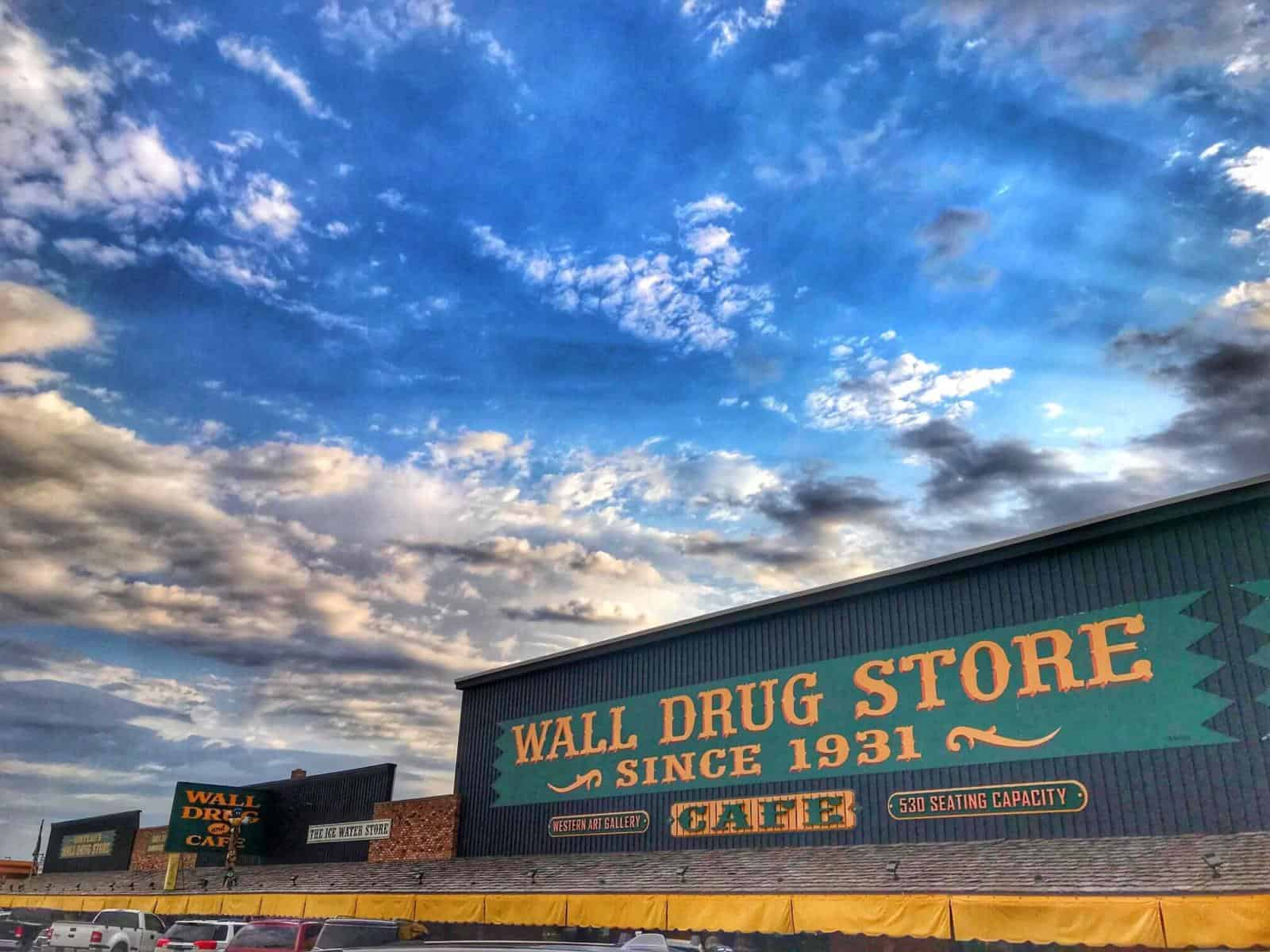 No South Dakota itinerary is complete without stopping at Wall Drug