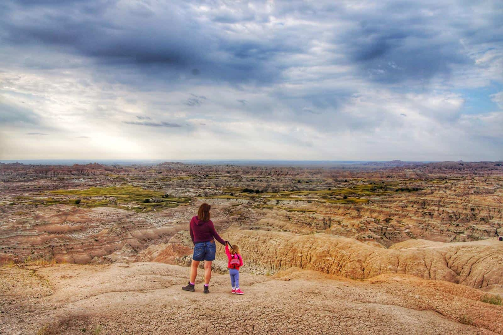 Badlands with Kids - A must for your South Dakota Road Trip Itinerary