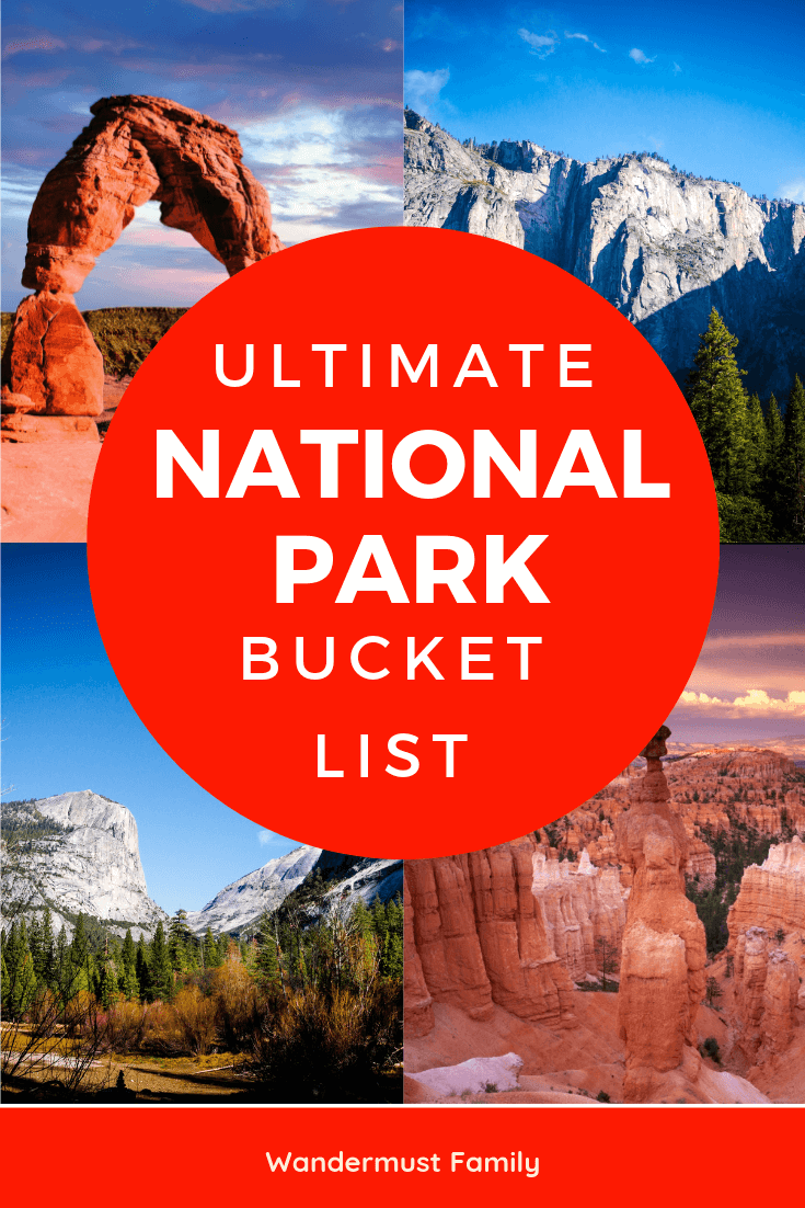 Ultimate National Park Bucket List Ultimate National Park Bucket List - The Best Thing to Do in National Park #nationalpark #usnationalpark #nationalparkgeek #nationalparksamerica #nationalparksroadtrip #nationalparkbucketlist #nationalparksbucketlist #usnationalparkchecklist #usnationalparkroadtrip