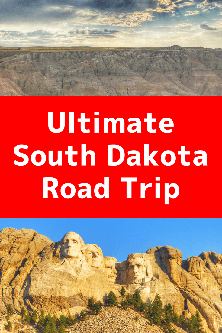 Ultimate South Dakota Road Trip Planner. Best Things to do in South Dakota. Things to do near Mount Rushmore. #southdakota #visitsouthdakota #southdakotaroadtrip #southdakotatravel #thingstodoinsouthdakota Ultimate South Dakota Road Trip Planner #southdakota #visitsouthdakota #southdakotaroadtrip #southdakotatravel #thingstodoinsouthdakota #thingstodonearmountrushmore #badlandsnationalpark #mountrushmore #custerstatepark