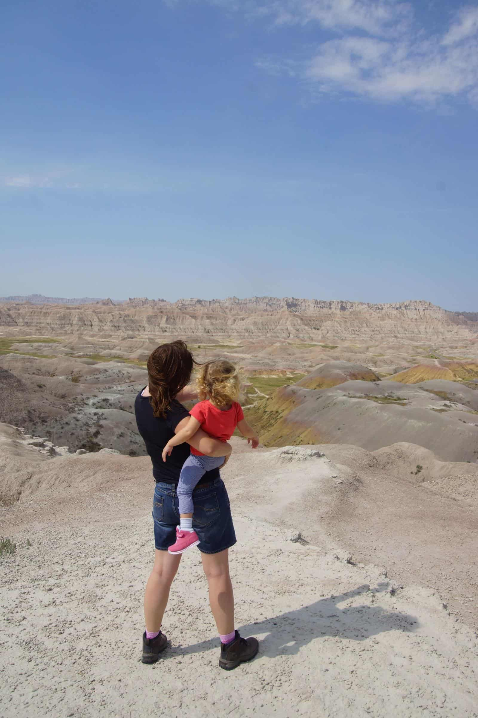 What to Wear in South Dakota in Summer - Badlands Packing List