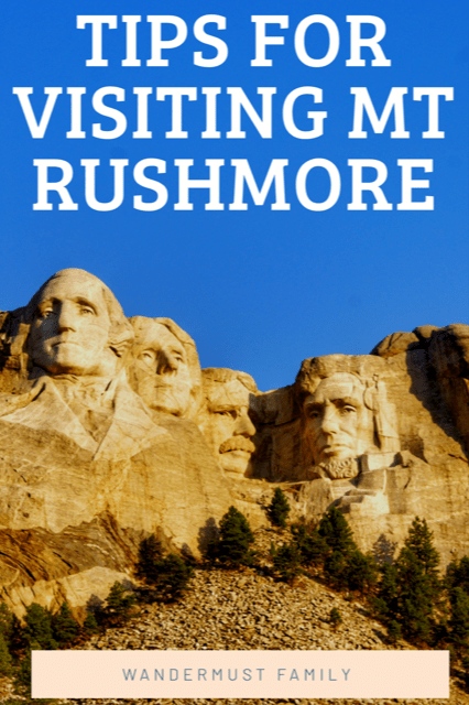 Tips for Visiting Mount Rushmore with Kids or Without! Mt Rushmore National Monument Advice! Including Mount Rushmore Facts, Mount Rushmore Photography Tips, and Everything you need for a Mount Rushmore Rpad Trip! #mtrushmore #rushmore #mountrushmore #visitingrushmore #southdakota #usaroadtrip