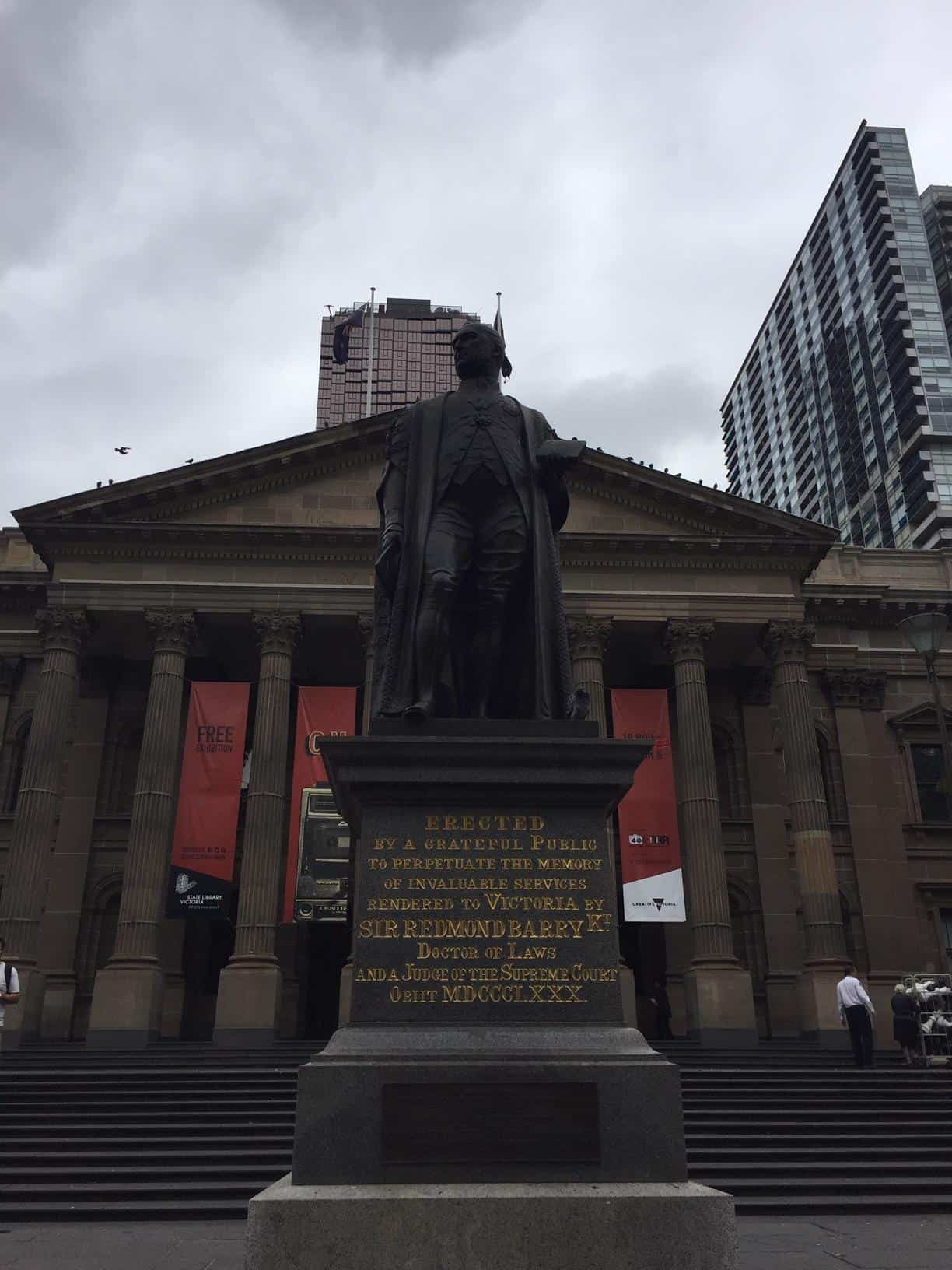 One Day In Melbourne Itinerary - Best Things to do in Melbourne - state library of Victoria