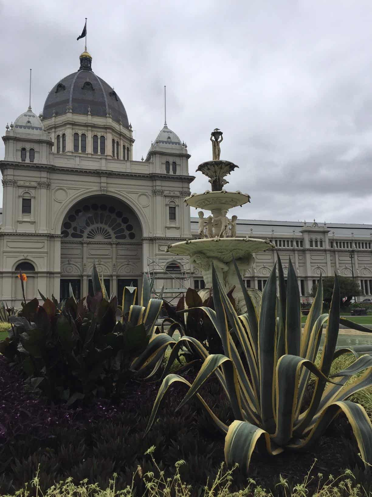 One Day In Melbourne Itinerary - Best Things to d in Melbourne Carltone Gardens
