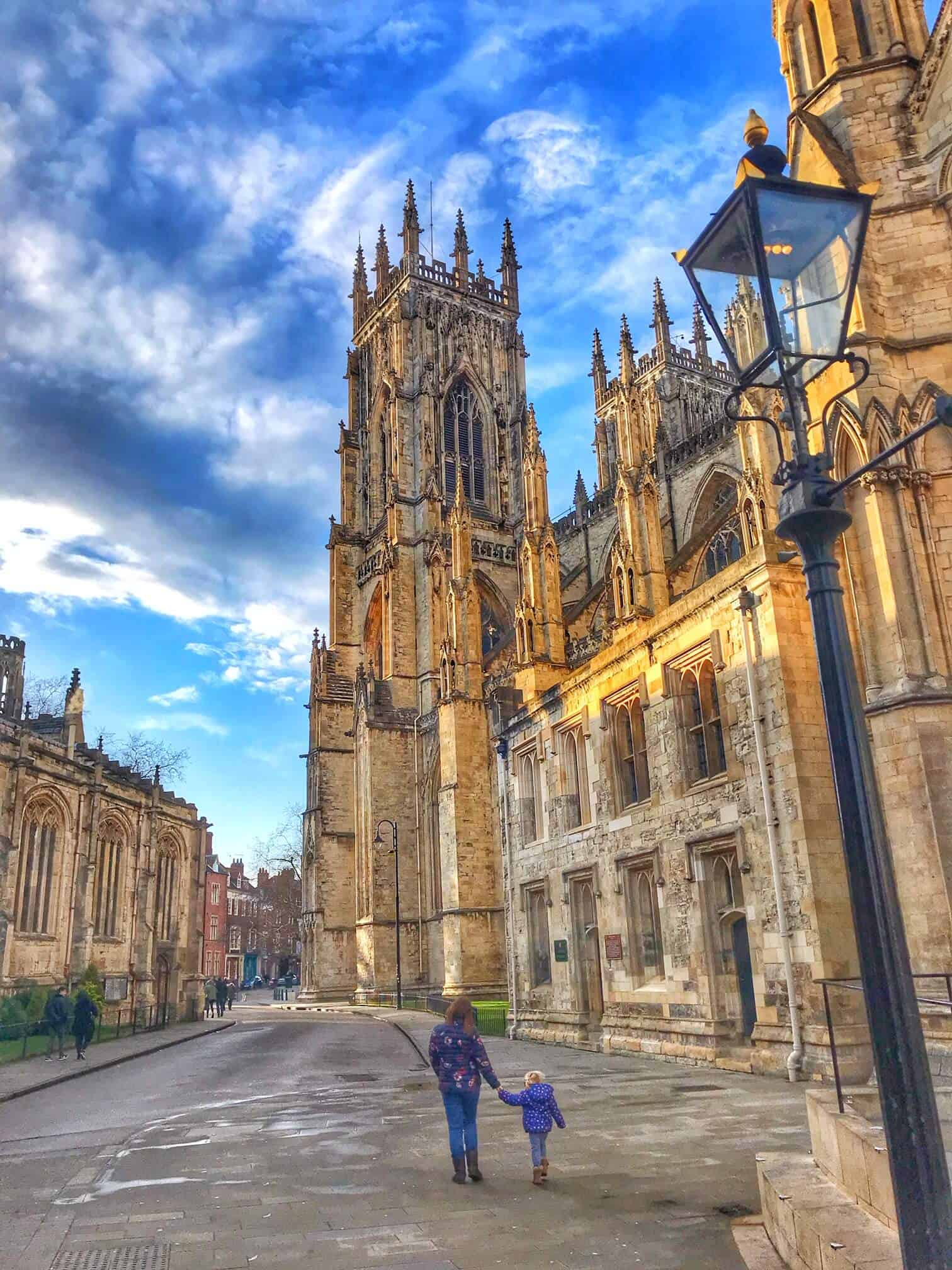 York - perfect UK Babymoon destination and best day trip from London with Kids