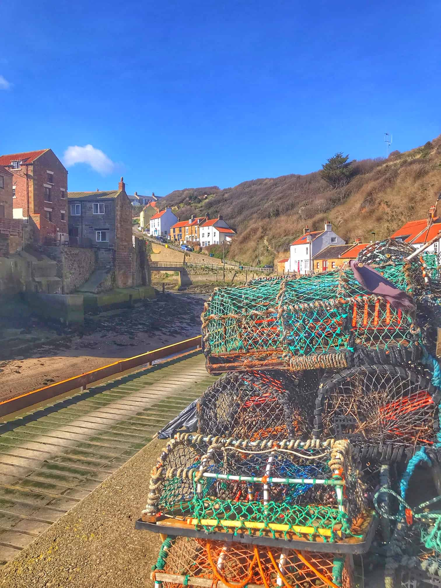 Staithes - best day tour from York