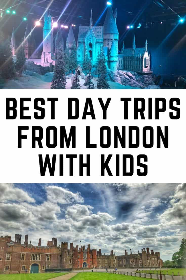 Best Day Trips from London with Kids / Best Day trips from London with toddlers / best day trips from London with baby