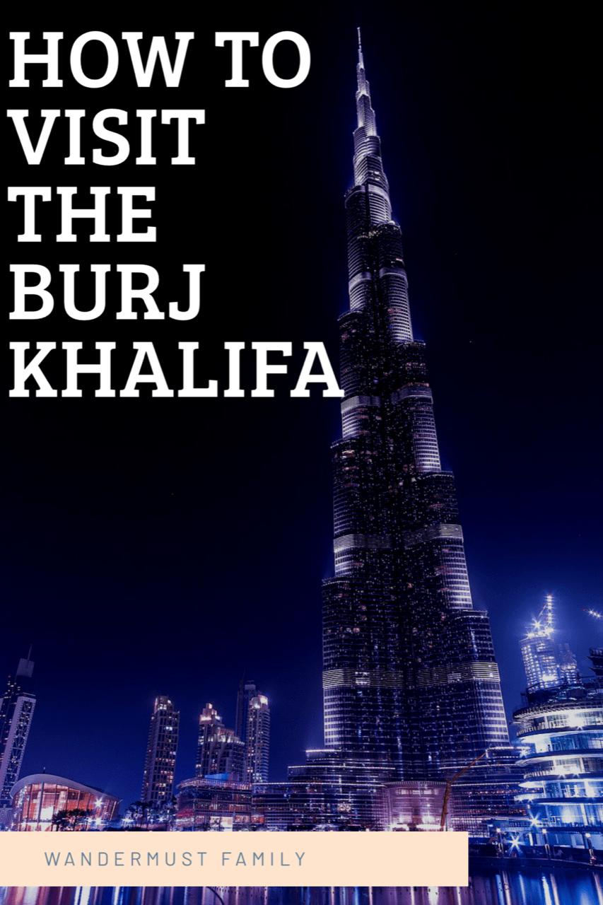 Top Tips for Visiting the Burj Khalifa Dubai #visitdubai #dubai #uae #burjkhalifa #dubaitravel #dubaitourism #theburj #burj