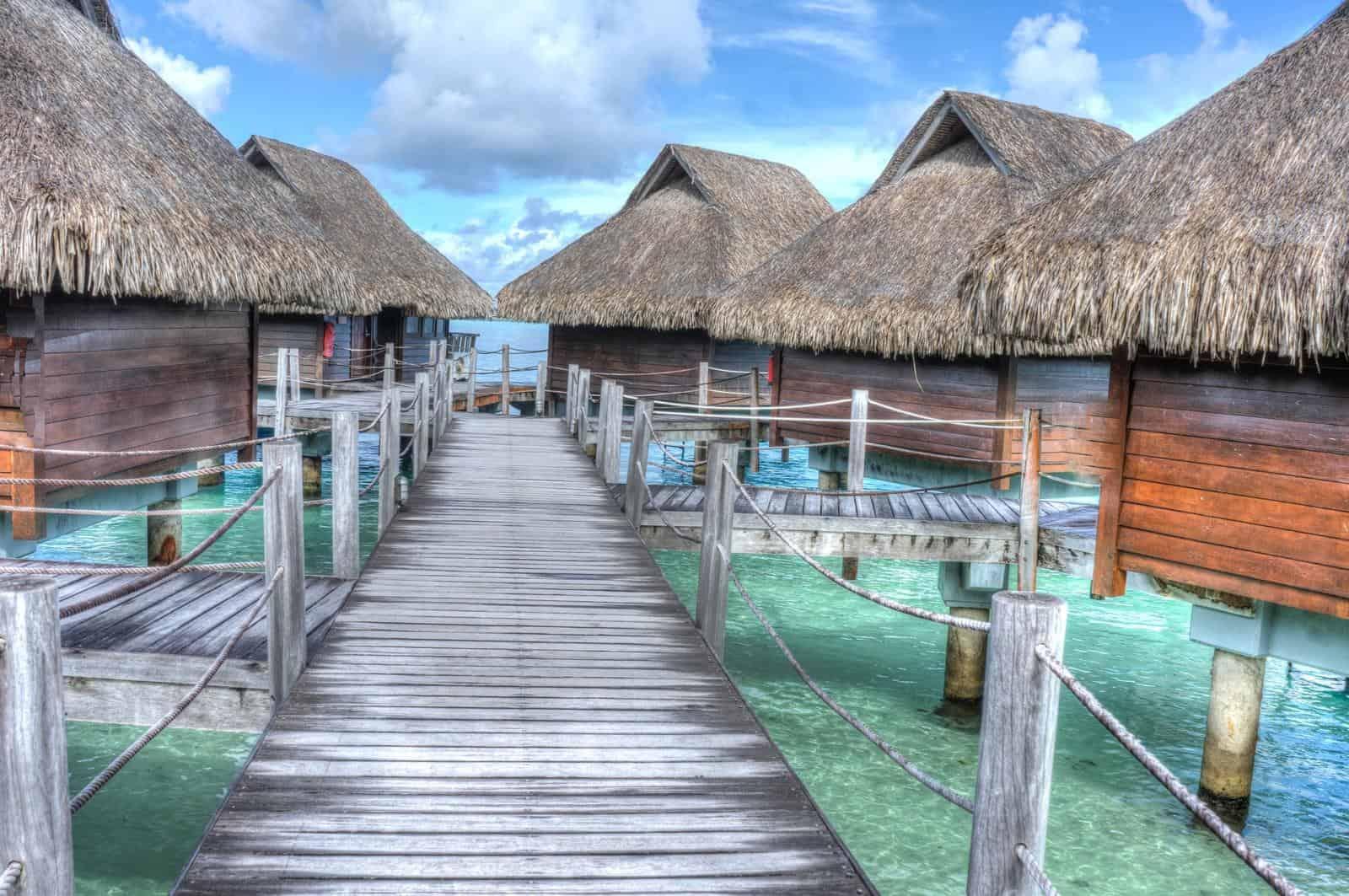 Where to Stay on Bora bora with family