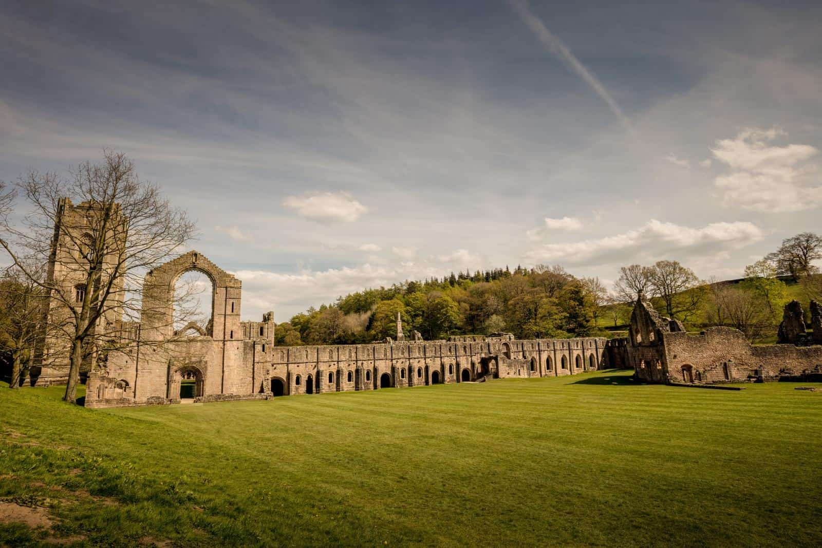 Best Day Trip for York - Fountains Abbey - Pixabay