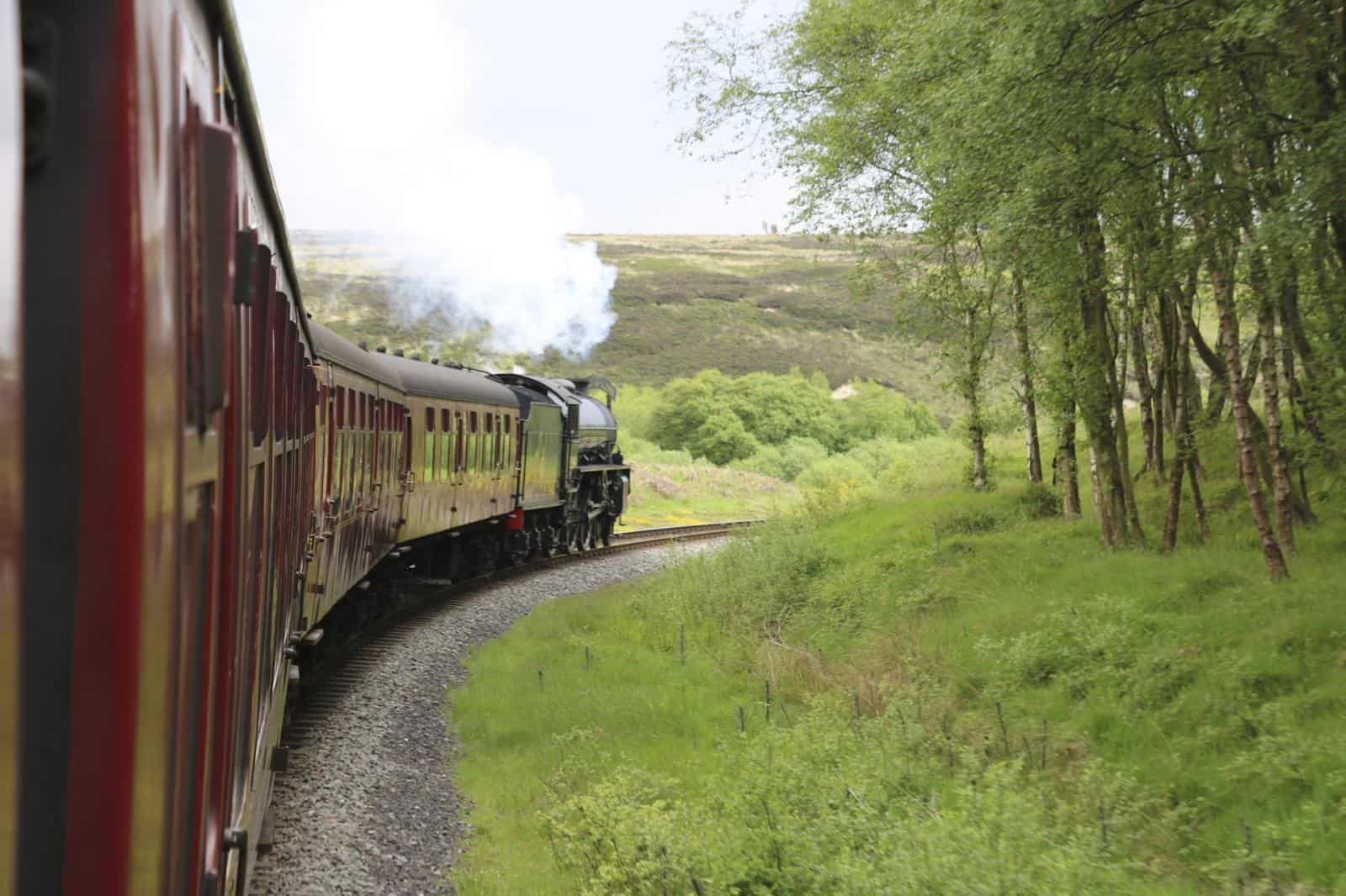 Best Day Trip for York - North Yorkshire Moors Railway - Pixabay