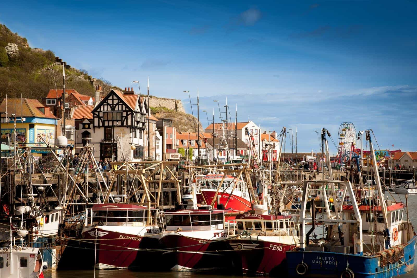Best Day Trip for York - Scarborough - Pixabay