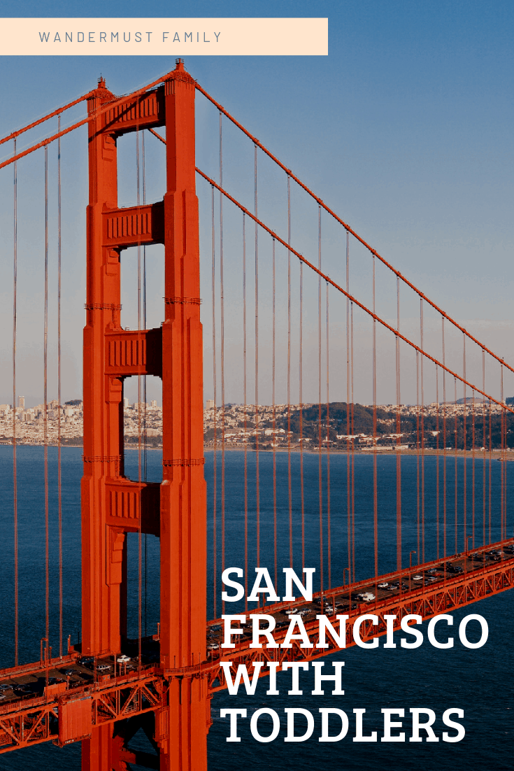 Best things to do in San Francisco with toddlers! Including where to stay in San Francisco with toddlers with the best Family friendly hotels! Things to do with baby in San Francisco #sanfrancisco #fishermanswharf #pier39 #sanfranciscowithkids #familyfriendlysanfrancisco #californiawithkids #sanfranciscowithtoddler