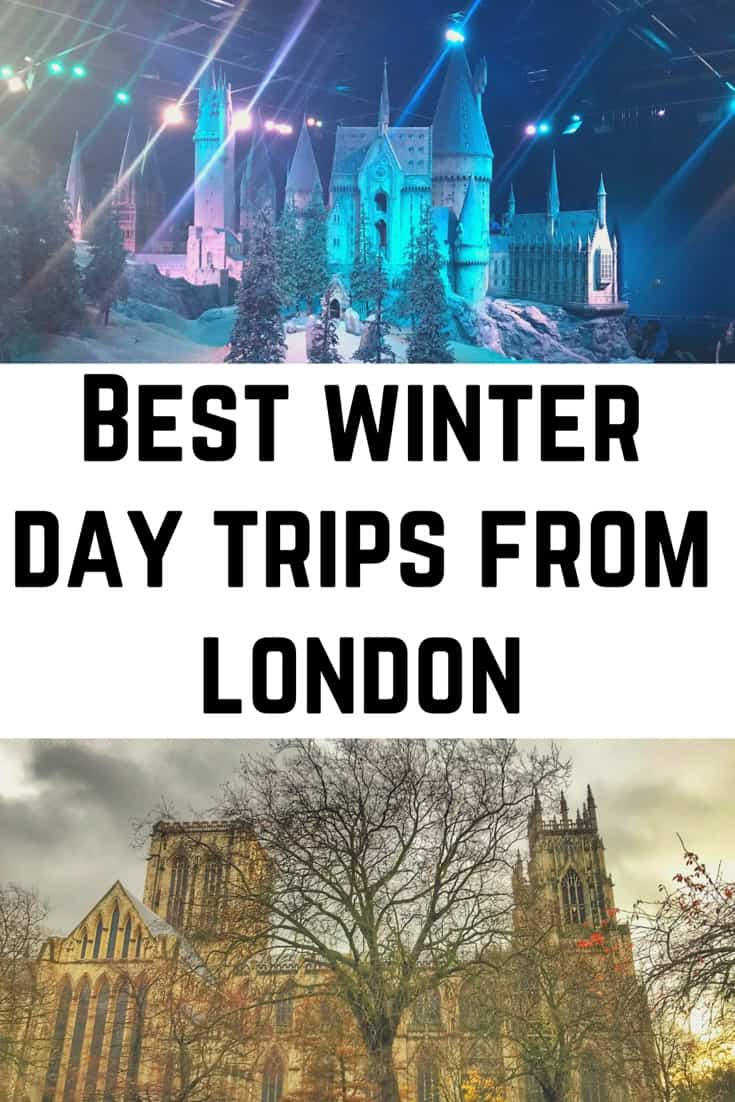 Best Day Trips From London in Winter / London Winter Day Trips / Winter london day trips / best things to do in london in winter / what to do in london in winter / london at christmas / things to do at christmas in london / things to do in london at christmas / hogwarts in the snow / hogwarts in snow / harry potter london studio / london in snow / london bad weather / best day trips from london with kids / london travel / london winter travel / winter day trips from london
