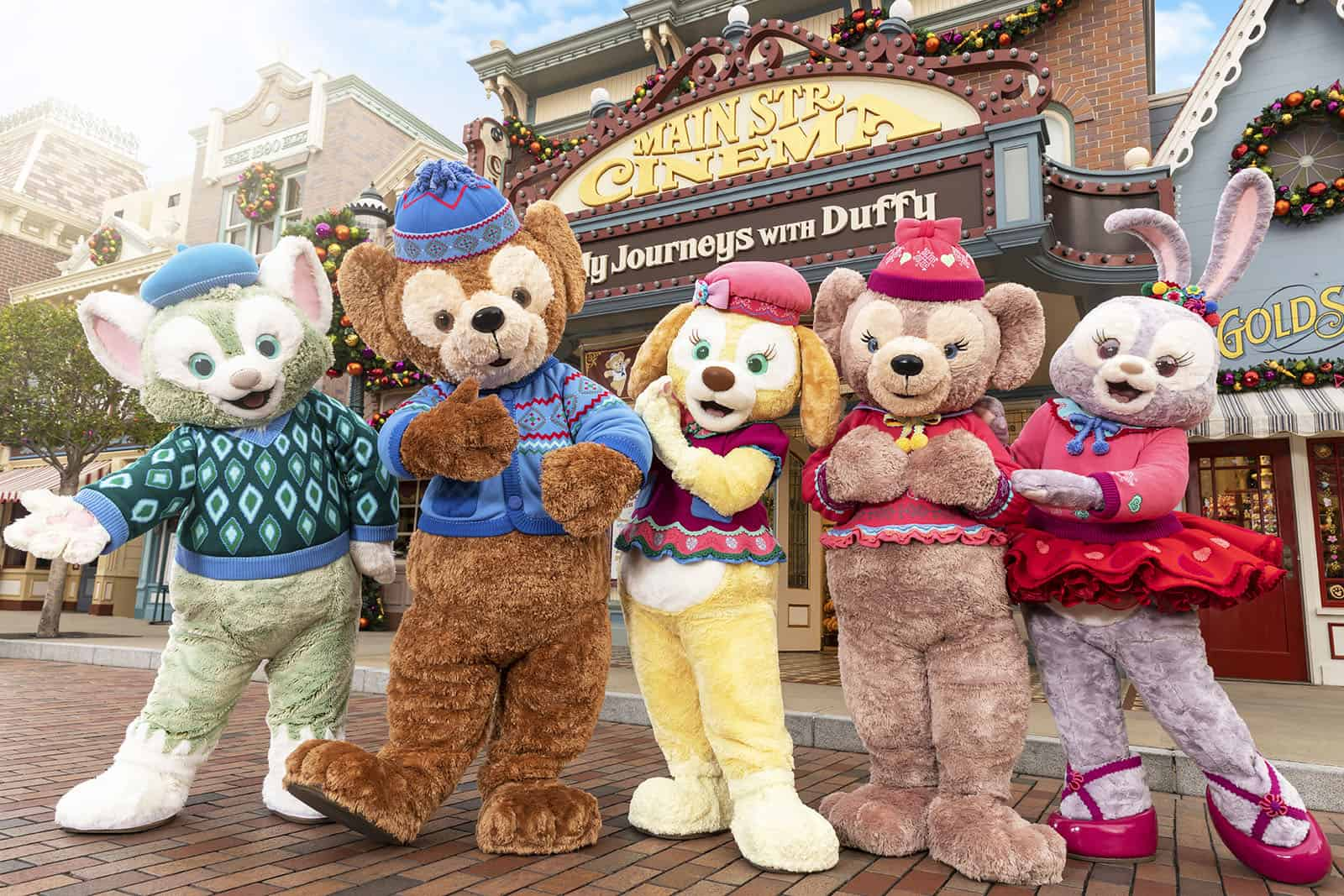 Most Unusual Things to Do At Hong Kong Disneyland - Meet Duffy and Friends